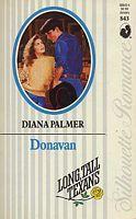 Donavan (Long, Tall Texans, #9)