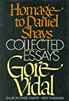 Homage to Daniel Shays: Collected Essays, 1952-1972