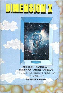 Dimension X: Five Science Fiction Novellas