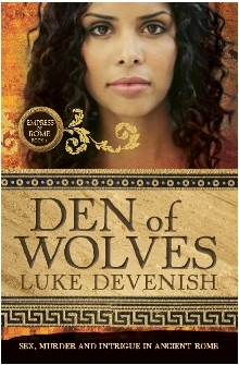 Den of Wolves (Empress of Rome #1)