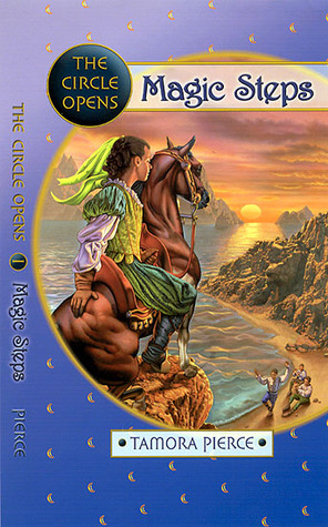 Magic Steps (The Circle Opens, #1)