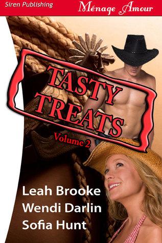 Tasty Treats Anthology, Volume 2  (Delectable Bad Boys, #2)