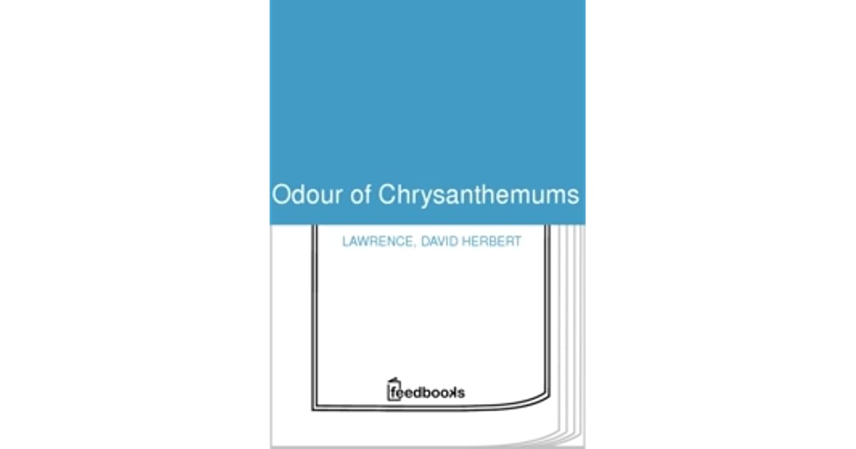 odour of chrysanthemums full text