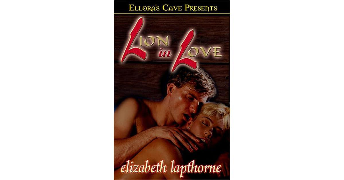 Lion In Love by Elizabeth Lapthorne