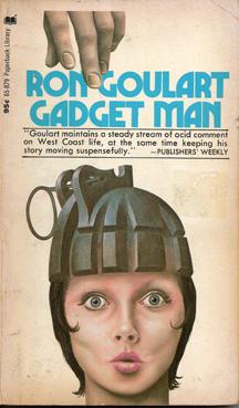 Gadget Man by Ron Goulart