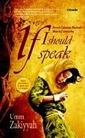 If I Should Speak: Novel Catatan Nurani Mualaf Amerika