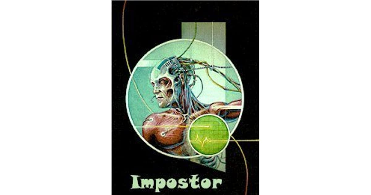 Image result for imposter philip k dick