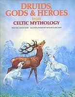 Druids, Gods & Heroes from Celtic Mythology (The World Mythology Series)