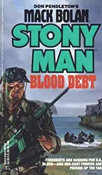 Blood Debt (Stony Man, #15)