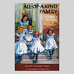 All of a Kind Family: Five Young Sisters in the turn of the 20th century