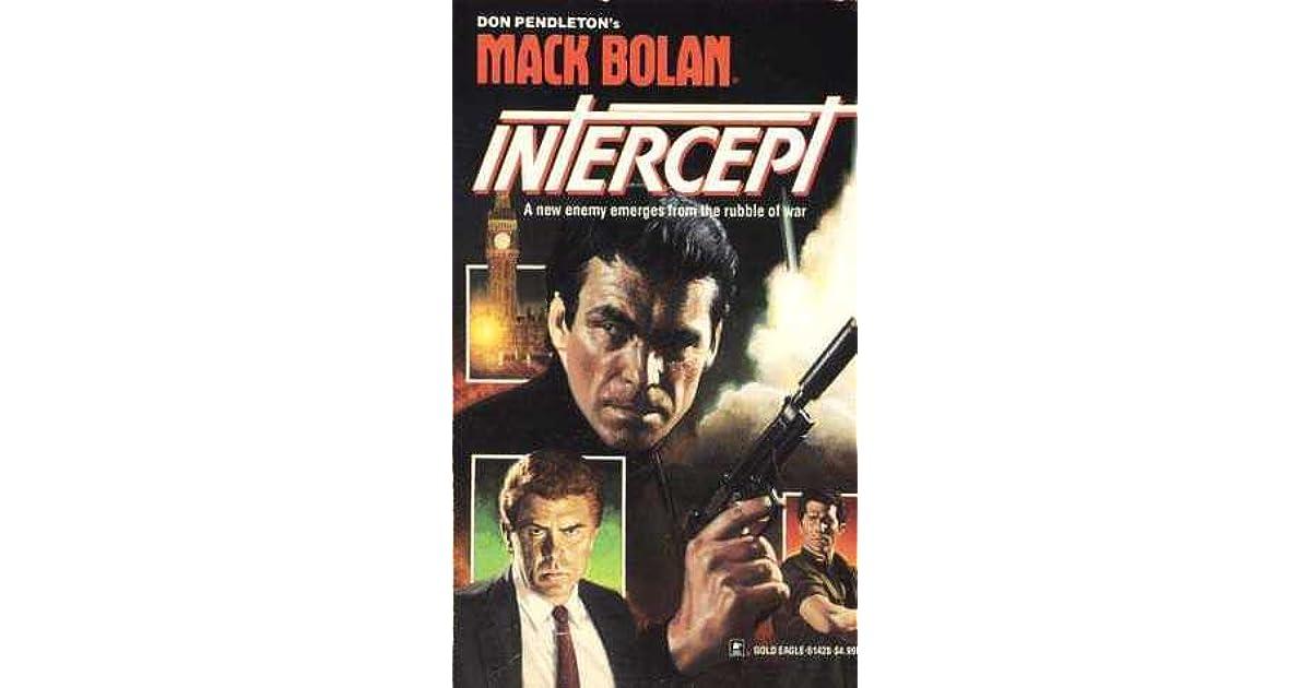 Intercept Super Bolan 28 By Carl Furst