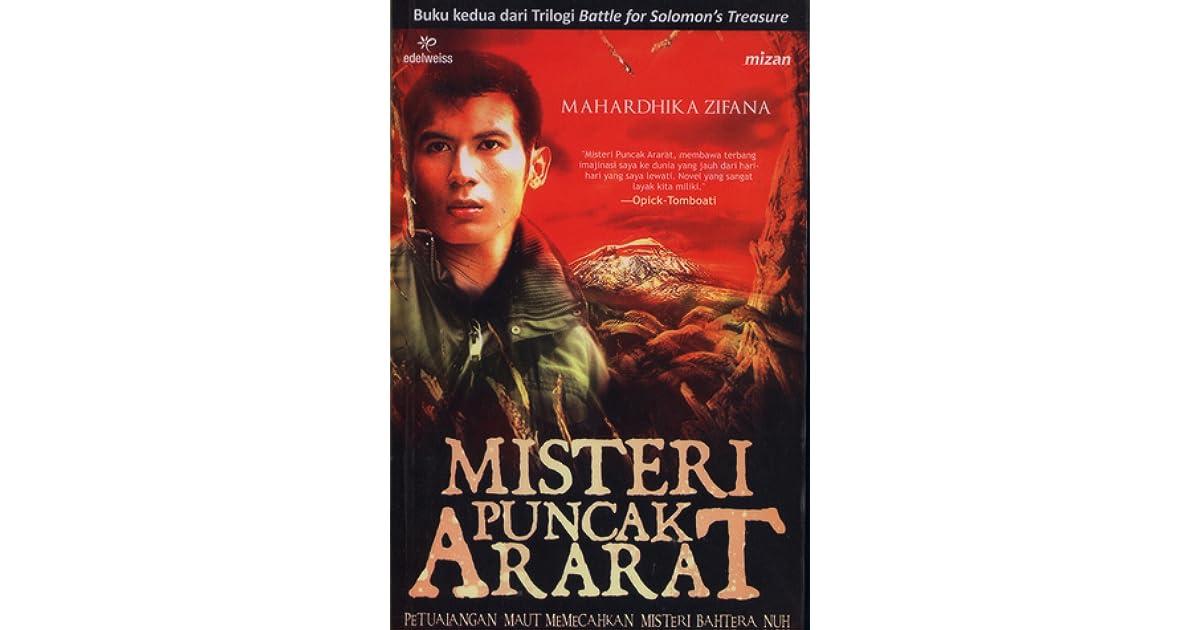 Misteri Puncak Ararat By Mahardhika Zifana 2 Star Ratings