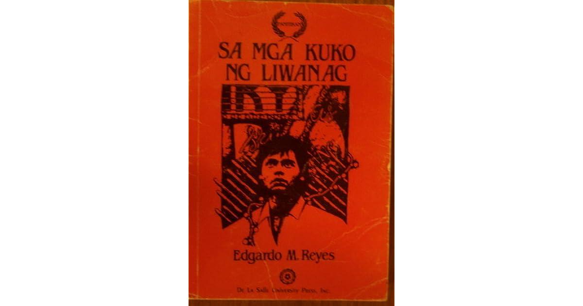 Sa Mga Kuko ng Liwanag by Edgardo M  Reyes