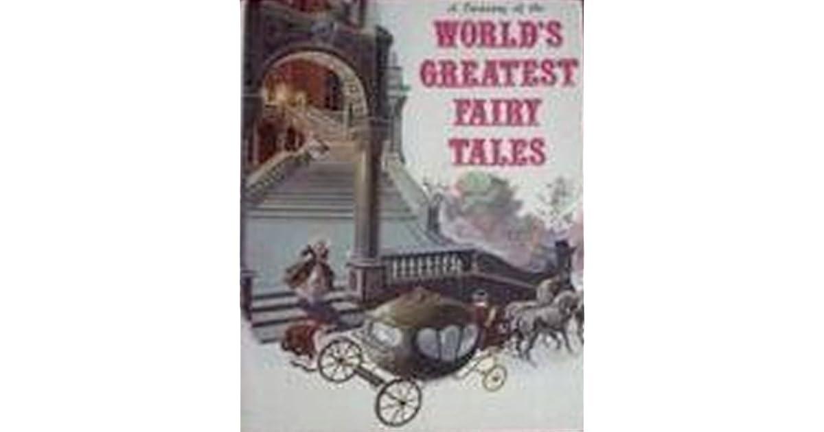 A Treasury of the World's Greatest Fairy Tales by Helen Hyman