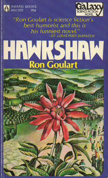 Hawkshaw by Ron Goulart