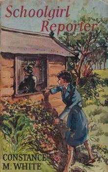 Schoolgirl Reporter by Constance M. White