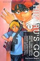 Hikaru's Go 9: Pro Exam Begins