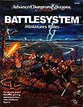 Battlesystem: Miniatures Rules