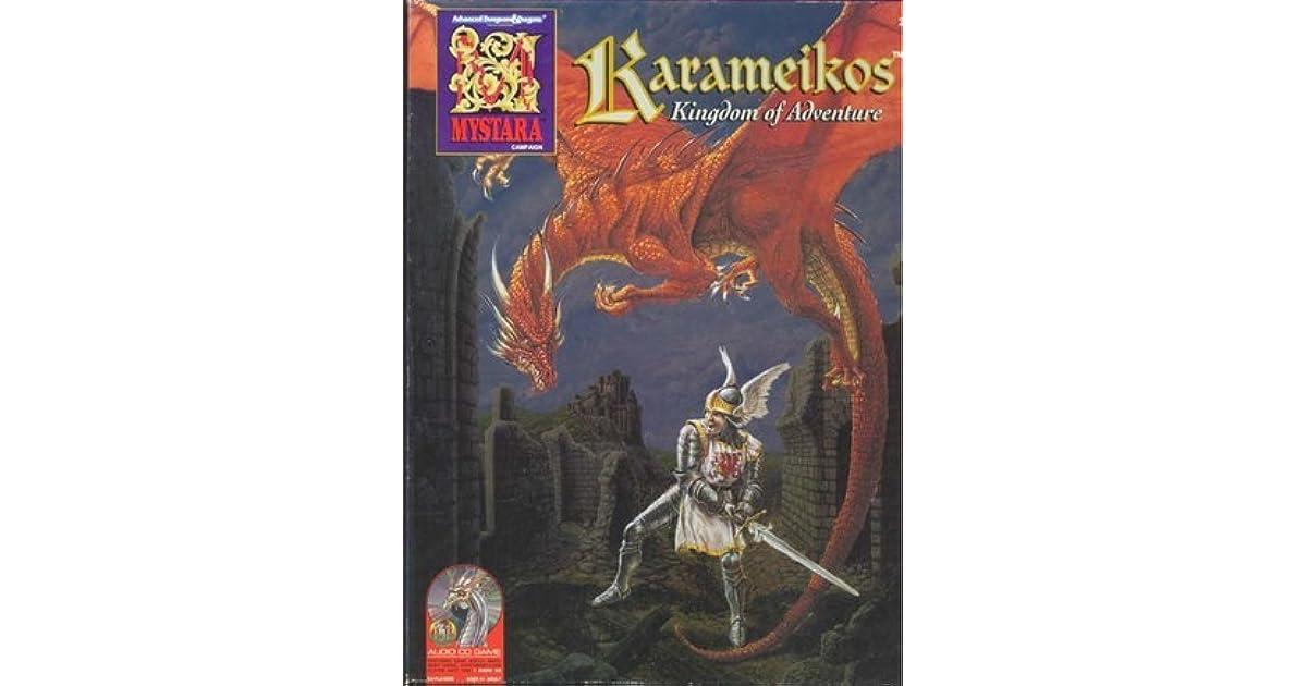 Karameikos kingdom of adventure