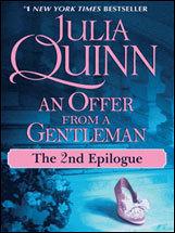 An Offer From A Gentleman: The 2nd Epilogue (Bridgertons, #3.5)