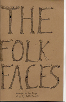 The Folk Faces by Caldwell Linker