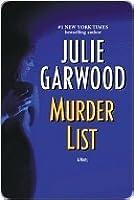 Murder List (Buchanan, #4)
