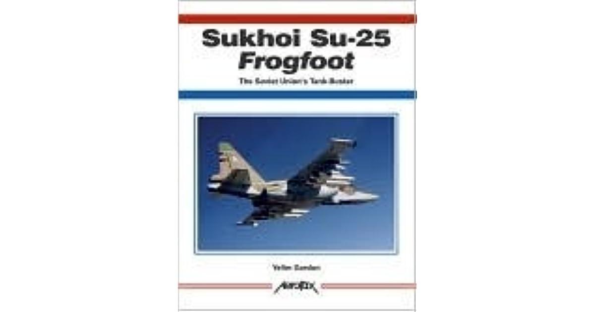 Sukhoi Su-25 Frogfoot: The Soviet Unions Tank-buster (Aerofax)