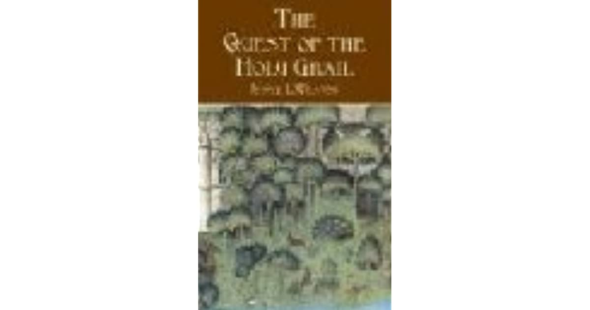the quest of the holy grail essay Spiritual and moral journeys in the quest of the holy grail essay 2333 words | 10 pages moral journeys in the quest of the holy grail the quest of the holy grail is an exciting tale that follows the adventures of king arthur's knights as they scour the countryside for the legendary holy grail.