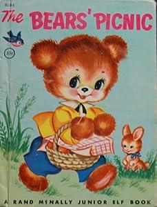 The Bears' Picnic (A Rand McNally Junior Elf Book)