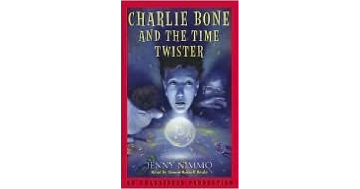 summary of charlie bone and the time twister