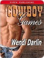 Cowboy Games (Cowboy Games, #1)