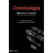 maurice cusson criminologia