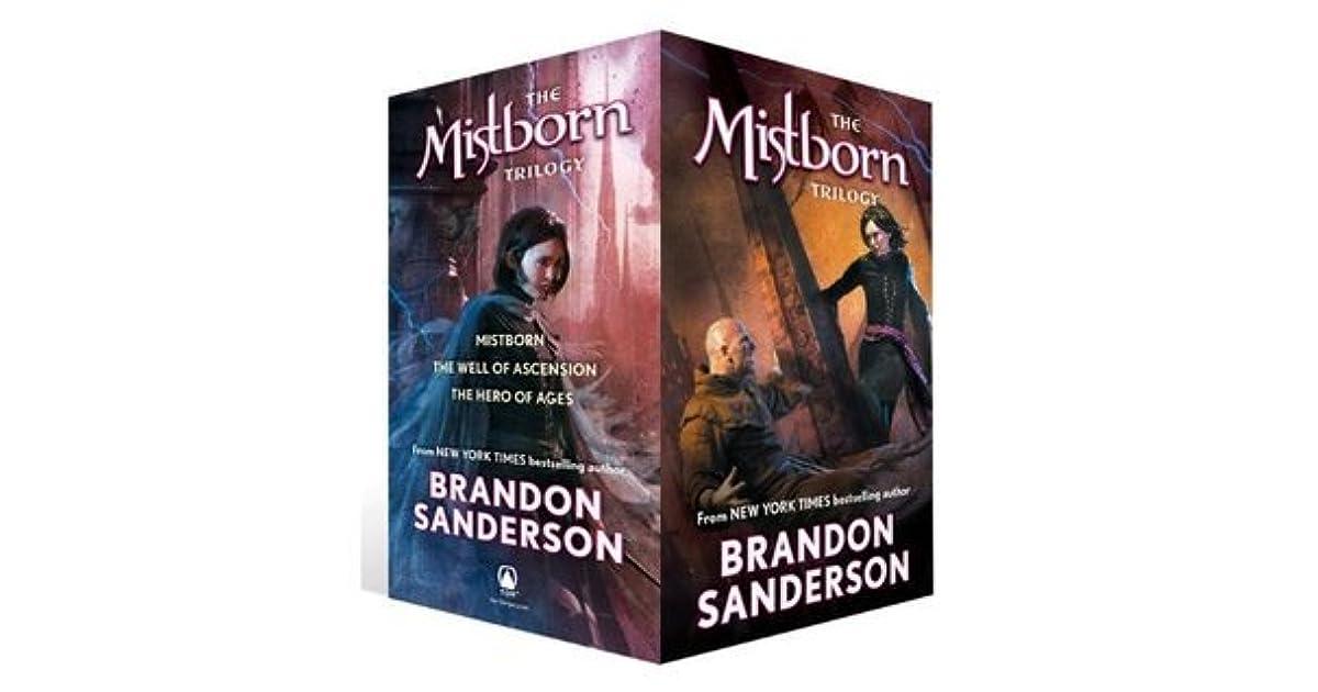 Mistborn Trilogy Ebook