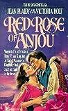 Red Rose of Anjou (Plantagenet Saga, #13)