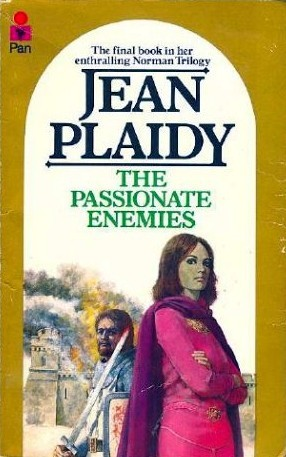 The Passionate Enemies (Norman Trilogy, #3)