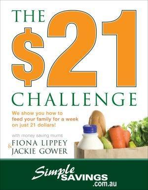 The $21 Challenge