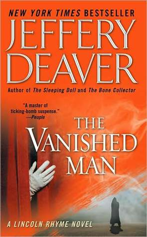 The Vanished Man by Jeffery Deaver