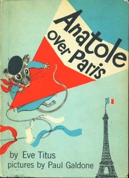 Anatole Over Paris by Eve Titus