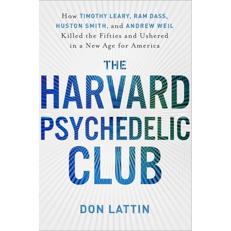 HARVARD PSYCHEDELIC CLUB EBOOK