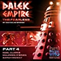 Dalek Empire IV: The Fearless - Part 4 (Doctor Who)