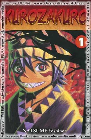 KUROZAKURO vol. 01 by Yoshinori Natsume