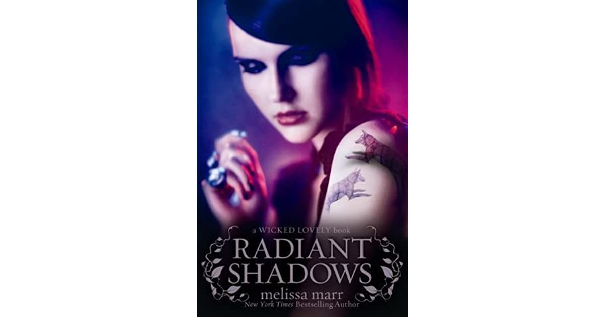 Shadows marr radiant ebook melissa
