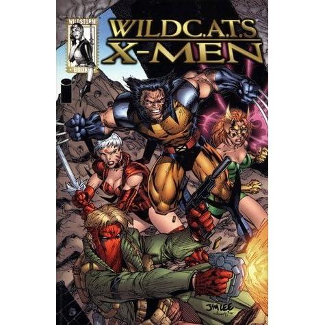 wildc.a.t.s comic nu way giveaway