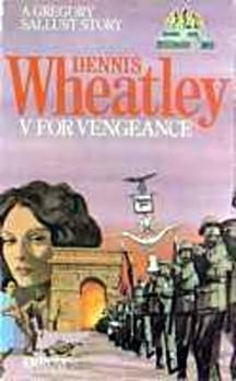 V for Vengeance (Gregory Sallust, Book 5)