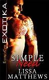 Simple Need (Simple Need, #1)
