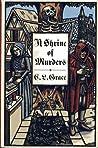 A Shrine of Murders by Celia L. Grace