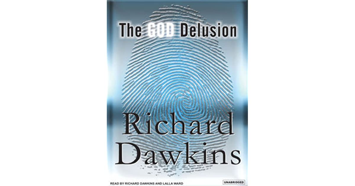 god delusion The god delusion by richard dawkins, 9780552773317, available at book depository with free delivery worldwide.