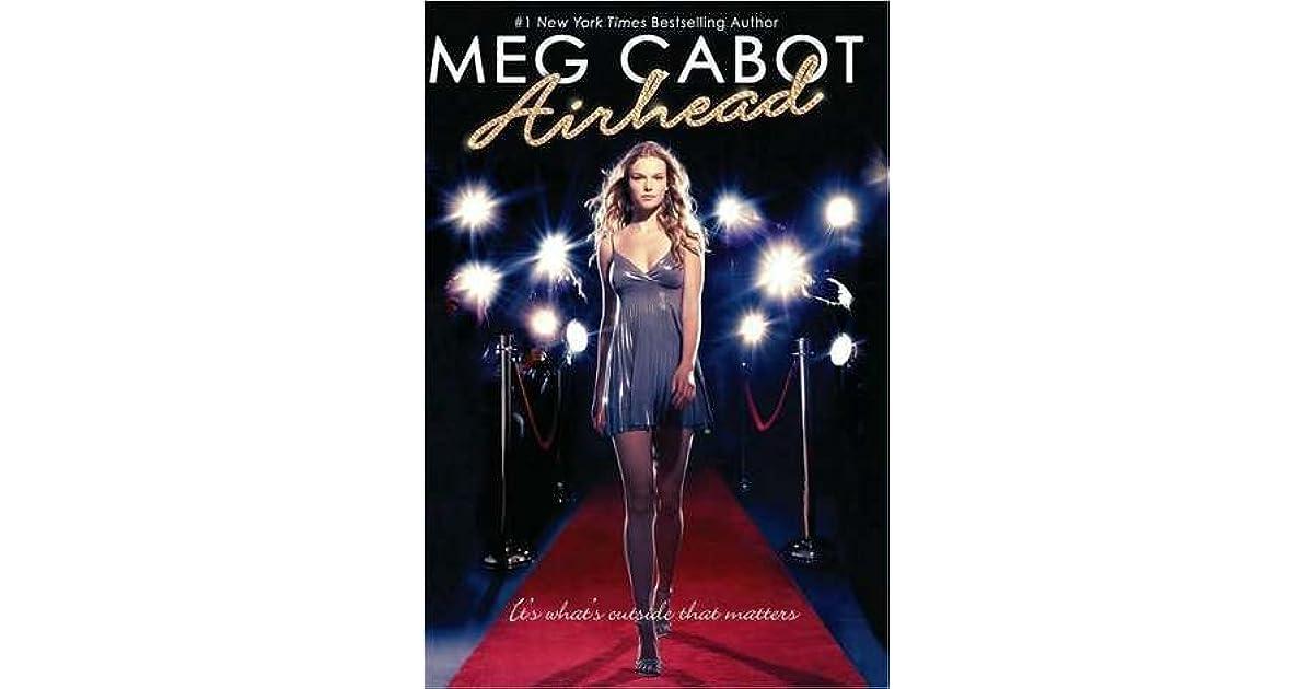 Airhead Meg Cabot Pdf