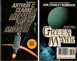 A Meeting With Medusa/Green Mars