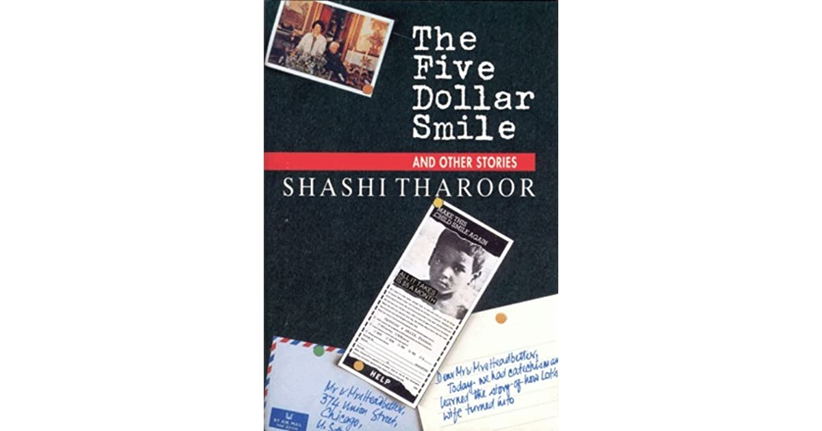 The five dollar smile and other stories by shashi tharoor fandeluxe Images